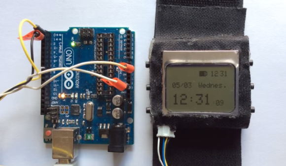 Watchduino Open Source Watch