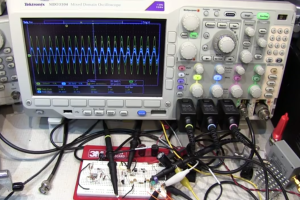 Automatic Audio Leveling Circuit Makes Scanning More Fun