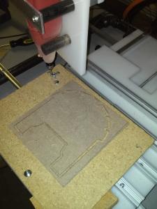 $250 cnc machine - rotary tool