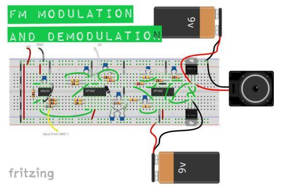 fm-modulation