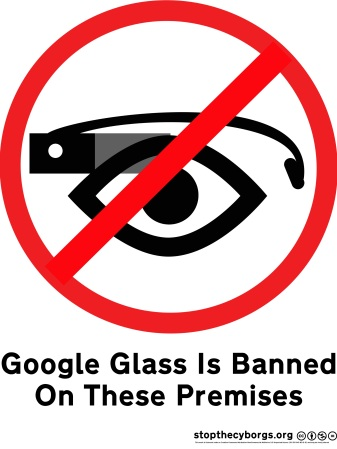 Fight The Google Glass Cyborgs With Glasshole sh | Hackaday