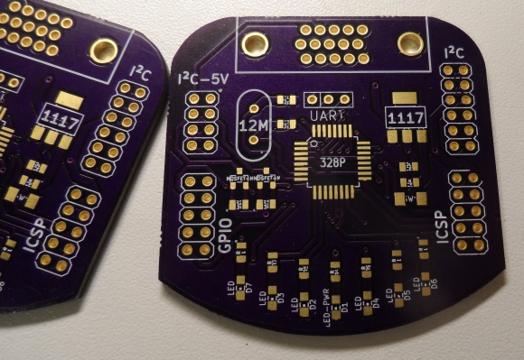 Breakout board for VGA to I2C