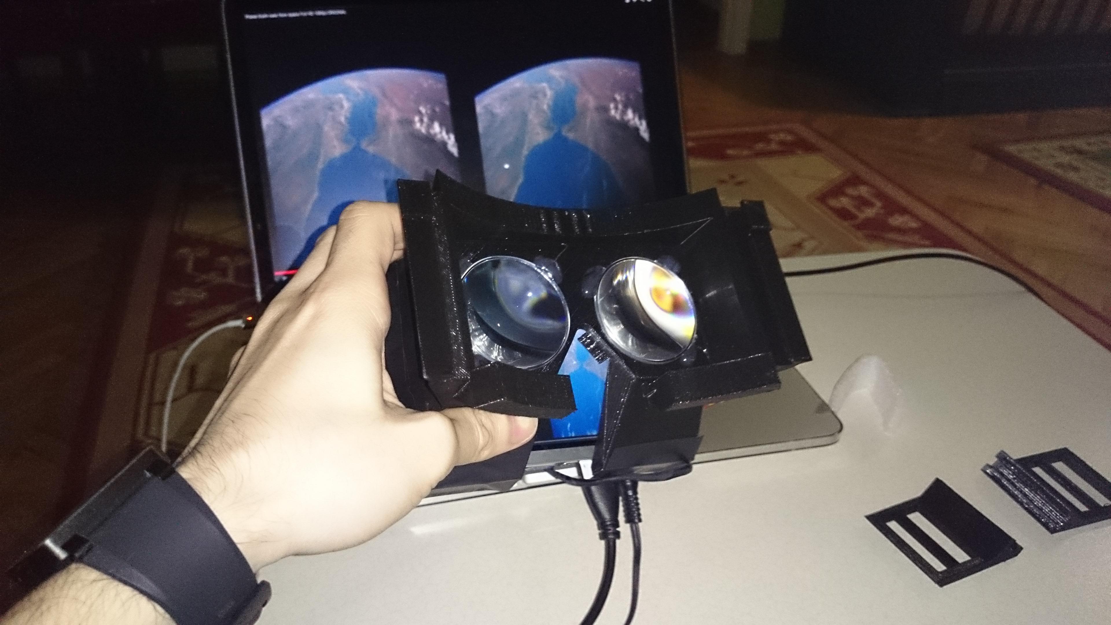 OpenVR: Building An Oculus Rift For Only $150 | Hackaday
