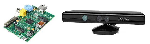 The Race Is On To Build A Raspi Kinect 3D Scanner | Hackaday