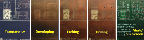 Professional Looking DIY PCB Boards