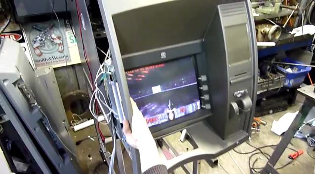 Playing DOOM On An ATM | Hackaday