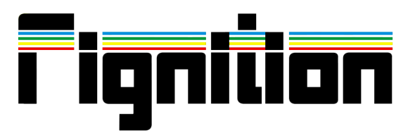 Logo for the FIgnition 8 bit computer project