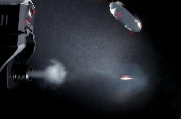 Laser Triggered Camera Flash