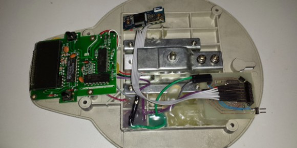 Add A Bluetooth Interface To Your Kitchen Scale   Hackaday