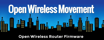 Open Wireless Movement logo