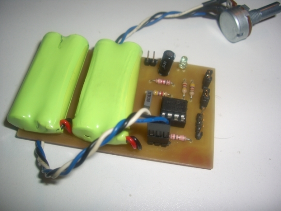 Stepper Motor Pulse Generator