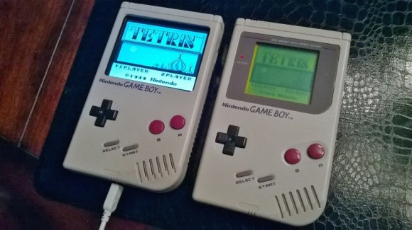 Raspberry Pi Gameboy