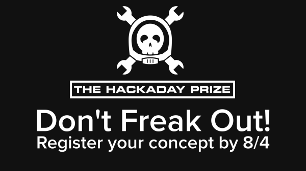How to enter The Hackaday Prize by August 4th