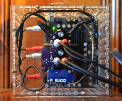 DSP 01 Hi-fi Signal Processor