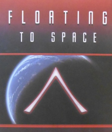 floating into space book cover