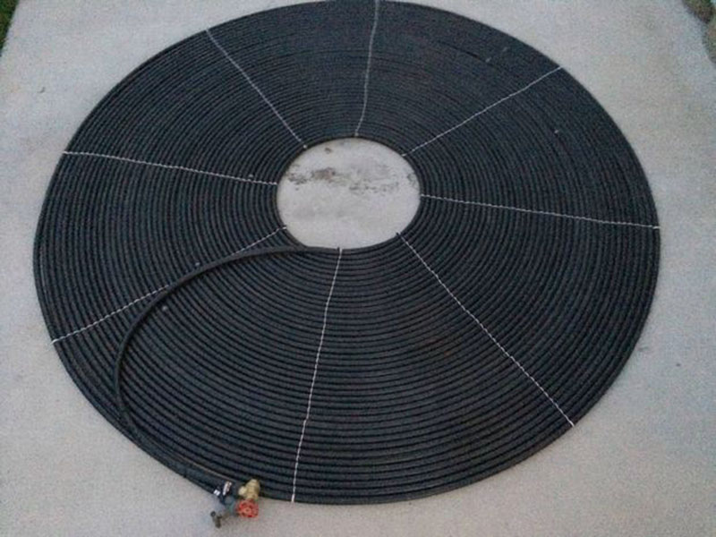 Easy To Build Solar Pool Heater Saves
