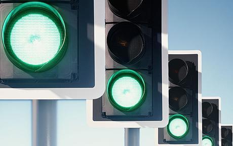 Green Lights Forever
