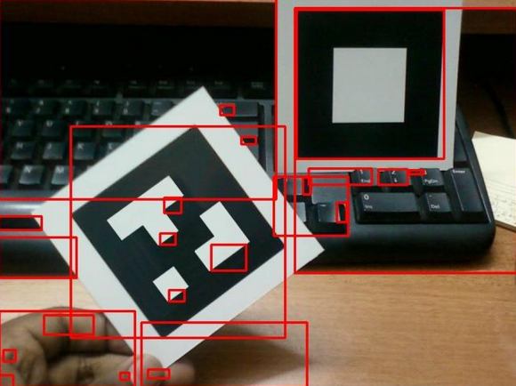 Open Source Marker Recognition For Augmented Reality | Hackaday