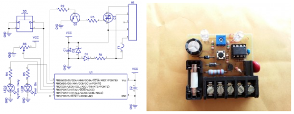 ATtiny Water Timer