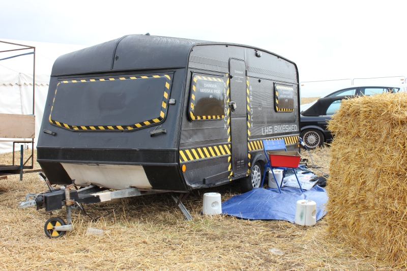 An RV Converted Into A Spaceship Simulator | Hackaday
