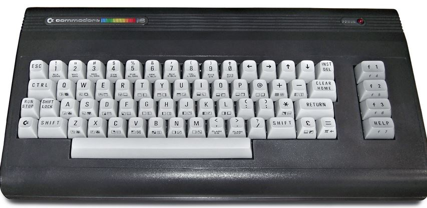 30 Years Later TED Finds His Voice: A Commodore Story Part