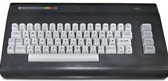 What happens when Marketing tries to design a computer: a TED in a C64 case known as a C16