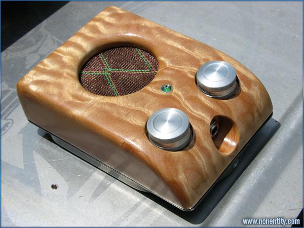 Artistic Guitar Practice Amp