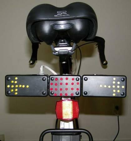 DIY Bike Turn Signals