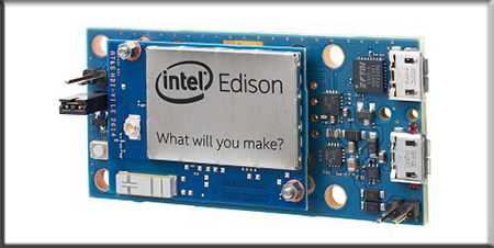 Intel Releases Edison, A Computer Slightly Larger Than An SD