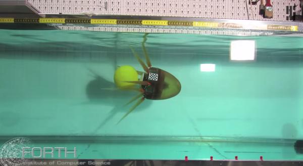 Robo Squid Will Take Over the Seas!