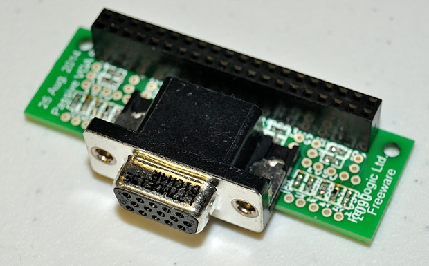 Raspberry Pi Gets VGA, Dual Screen Support | Hackaday
