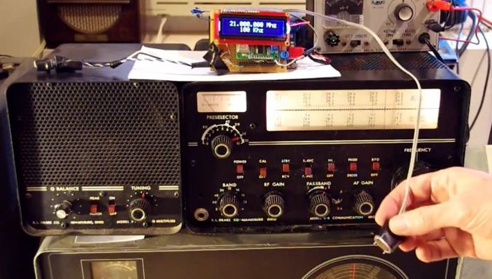 "Digital ""Crystal"" Breathes New Life Into Old Radio 
