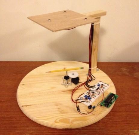 Acoustic Impulse Marker (aiming device)