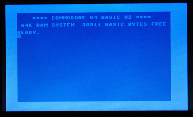 A Complete C64 System, Emulated On An STM32 | Hackaday