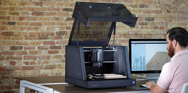 Carvey, The CNC Machine For Everyone | Hackaday