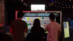 Treadmill Synthesizer