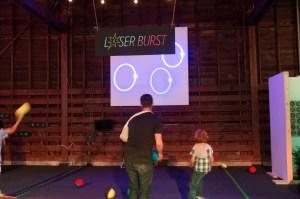 Laser Burst