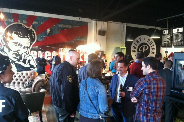 Proto Build Bar Combines a Pub with a Makerspace