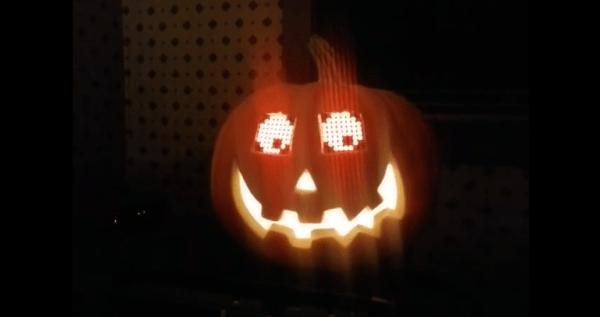 Arduino Pumpkin