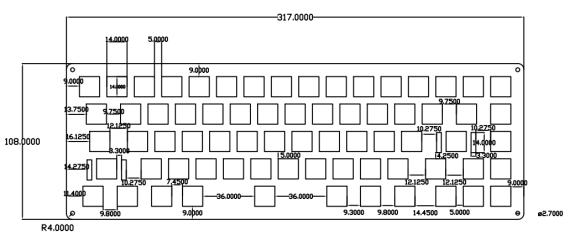 keyboard CAD
