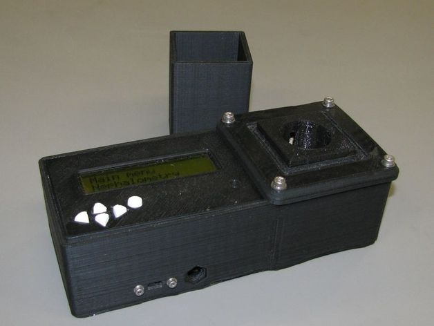 Open-Source Water Quality Tester
