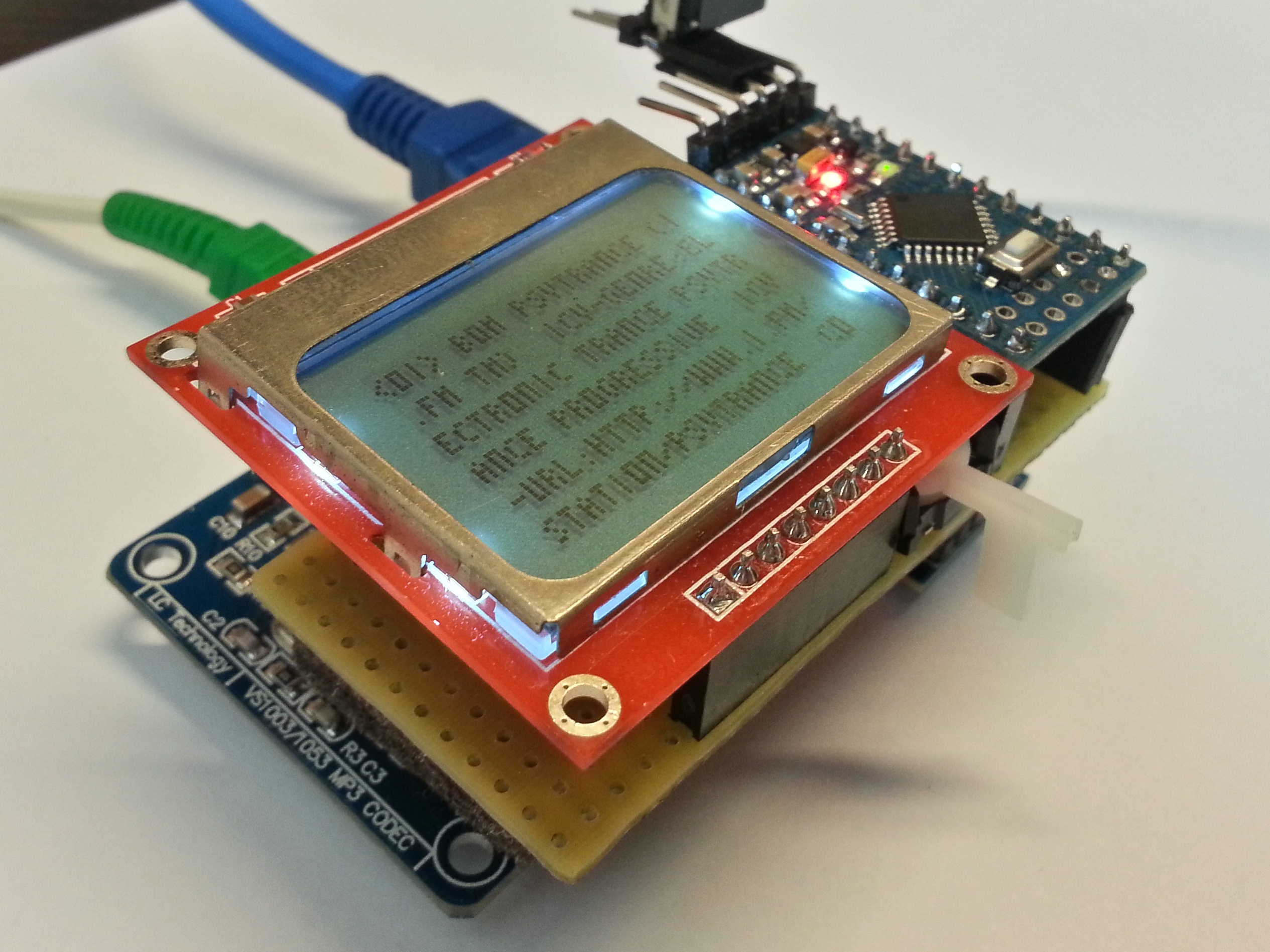 Build Your Own Stand Alone Web Radio Hackaday