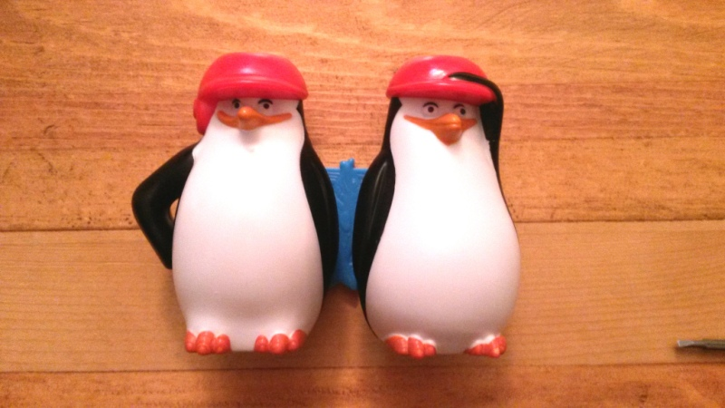 Penguin Binoculars