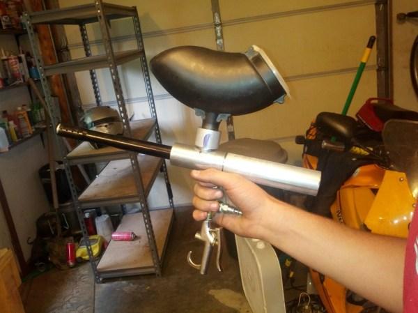 Paintball Gun From Scratch
