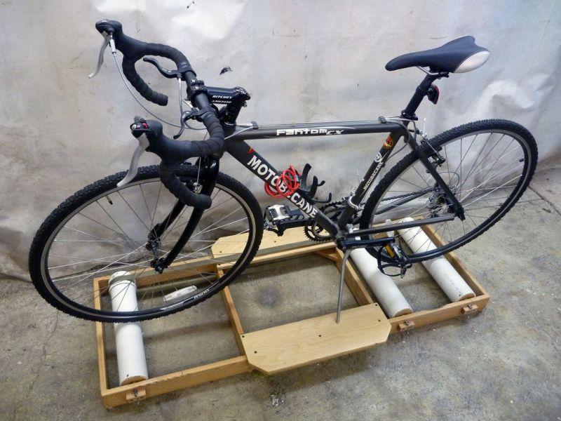 DiY Bike Roller