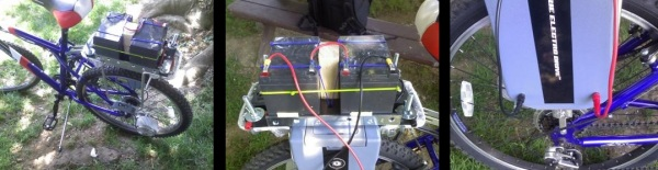 extending an ebike