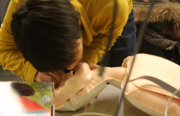 Smart CPR Dummy