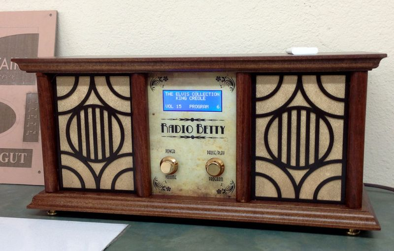 Old Timey MP3 Player