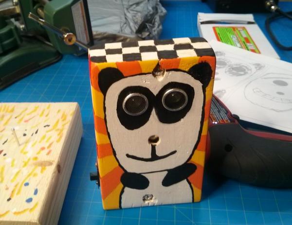 Pandaphone