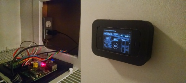 Connected Thermostat